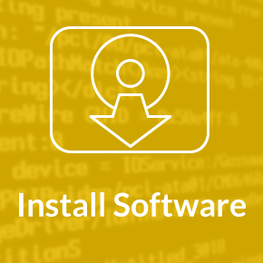 Have a Savvy Techie Install Software - On Demand Tech Support