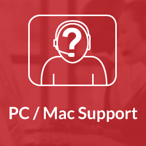 Get Mac and PC Support by a Savvy Techie  - On Demand Tech Support