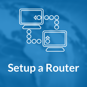 Setup a Router with Savvy - On Demand Tech Support